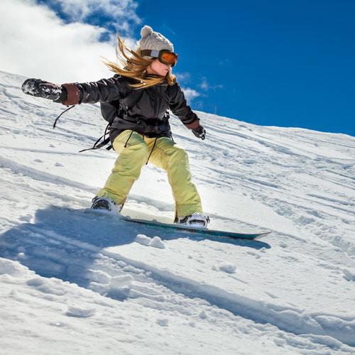 Несколько полезных советов начинающим сноубордистам